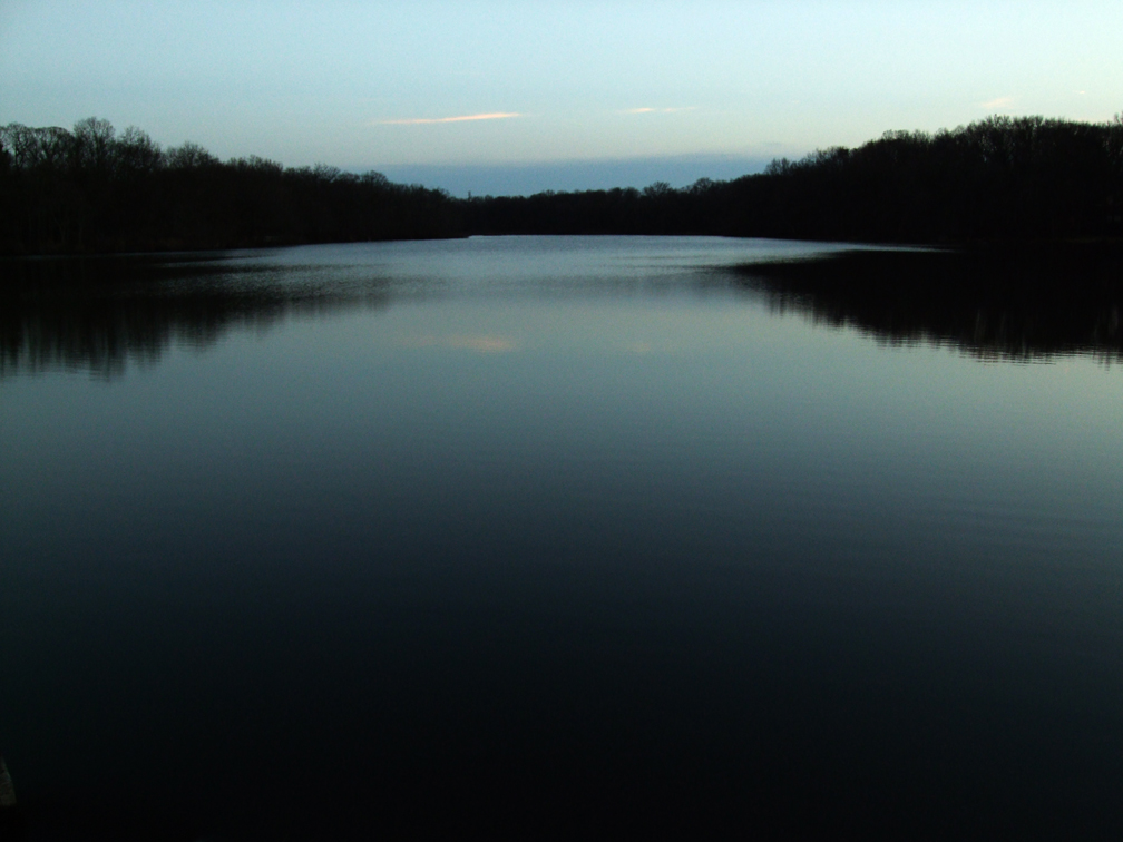 grovers mill pond by Jay Bryant