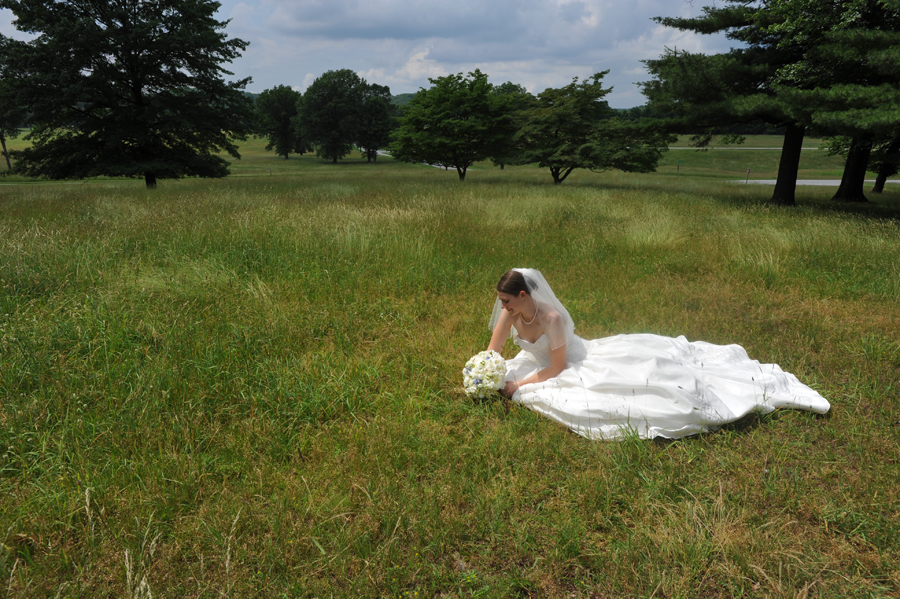 Valley Forge National Park Wedding - Photo by Jay Bryant